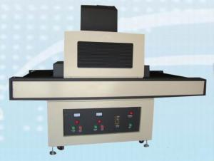 China Table Top Auxiliary Equipment Plastic Bottles Uv Curing Machine 10M / Min on sale