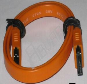 China 45CM Computer SATA cable to SATA cable on sale