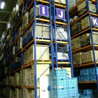 China 20 years of historical experience Reliable fastness Selective Pallet Rack on sale