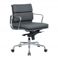 China Swivel Aluminum Group Management Chair Gross Weight 18.8 Kg With Armrests on sale