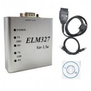 China 12V 45mA USB OBD-II CAN-BUS Scanner ELM327 Bluetooth Device For Honda, Hyundai Etc on sale