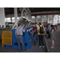 China Línea recta máquina de dibujo continua de Rod de alambre, alambre de cobre planchado del molde que hace la máquina on sale