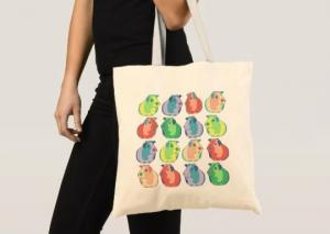 China Sublimation Blank Plain Canvas Tote Bag 35 X 40cm For Shopping Tool on sale