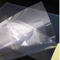 hot sale transparent pvc rigid sheet