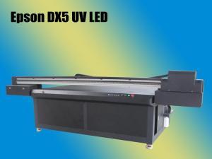 China Ntek EPSON DX5 printhead UV flatbed printer SY-2030 on sale