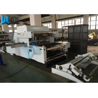 Non Woven Automatic Stamping Machine / Digital Foil Stamping Machine