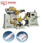 3 IN 1 NC Decoiler And Straightener Feeder For Mechanical Press Machine