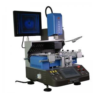 China Economic 110V/220V auto BGA Rework Station for Motherboards bga solder and desolder station on sale