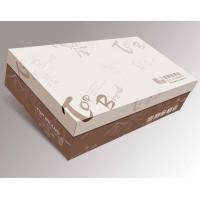12 * 8 * 7 Inch Luxury Paper Board High Heel Shoes Box, Cardboard Shoe Boxes