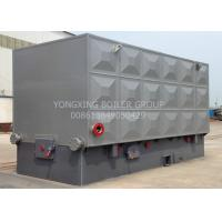 2400kw Biomass Fired Thermal Oil Heater Coal Burning Boiler Intelligent Control