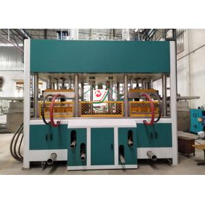 China Pulp Molding Electronics Paper Box Packaging Machinery / Thermoforming Equipment on sale