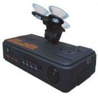 Backward facing lens NTSC / PAL 15 fps GPS Auto Vehicle Video Recorders for trucks