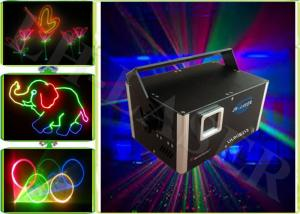 China Outdoor And Indoor Laser Show Lights Sound Activated High Power on sale