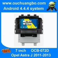 Ouchuangbo android 4.4 Opel Astra J 2011-2013 audio DVD radio 1024*600 BT SD canbus S160