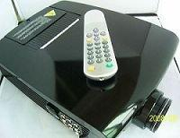 China LED Movie Projector, 800x600 Pixels, HDMI Port, 1080i/p Compatible, Game TV Home on sale
