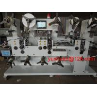 Custom Adhesive Tape Die Cutting Machine Line 1860*1000*1700mm