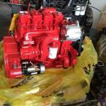 High Performance Suv Cummins Diesel Truck Engines 4 Cylinder 4BT Series B125-33