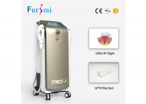 China CE approved 2 handles big spot size professional ipl elight hair removal machine on sale