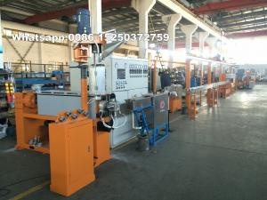China Cable wire extruder machine, extruder line on sale