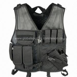 China Army Vest/Tactical Vest/Military Combat Vest/Camouflage Vest, SGS Standard on sale