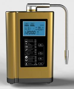 China AC220V Home Water Ionizer With 3.8 inch LCD Colorful Screen 50Hz on sale