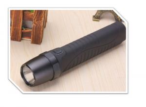 China Black Battery Powered Work Lights , Night Patrol / Safty Guard LED Battery Work Lamp 450lm on sale