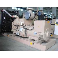 China 640KW 60Hz Electric Start Generator , Diesel Engine Generator Set For Hotel Use on sale