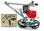 Portable Gasoline Petrol Edge Power Trowel Machine For Wet Concrete Floor