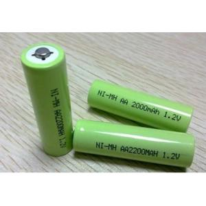 China 1.2V AA 2200mAh NIMH Rechargeable Battery  on sale