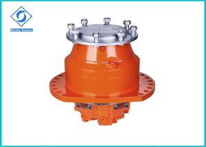 China Poclain MS35 Low Speed High Torque Hydraulic Motor With Higher Output Torques on sale