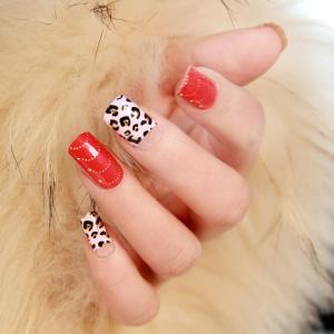 China Fashion Beauty Nail Art Water Transfer Nail Art Stickers on sale