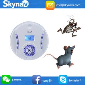 China 801PC001 Skynav Enhanced Version Electronic Cat Ultrasonic Repeller killer Anti Mosquito Rat Mouse Cockroach Pest Reject on sale