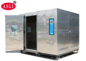 China High Low Temperature Walk In Stability Chamber Humidity Test Room CE Standard on sale