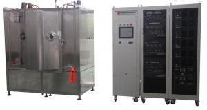 China Graphite MF  Magnetron Sputtering Coating Machine ,  Jet Black Decoration PVD Plating Equipment on sale