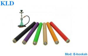 China E-shisha Pen with bottom diamond disposable e-cigarette e-hookah with different electronic liquid on sale