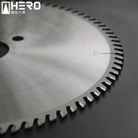 China Large Panel Sizing Saw And Industrial Woodworking 72T 84T Nickel Or Chrome Coating on sale