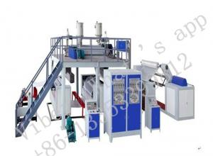 China Co-extrusion Air Bubble Film Machine on sale