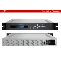 16*Tuners DVB-S/S2/T/T2/C/ISDB-T Option Satellite Headend IP TV Tuner DVB S2 IP Gateway