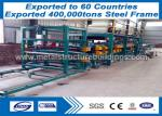 equipment storage building structural steel work reduce energy use