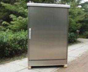 China Stainless Steel Outdoor Telecommunication Enclosures / Electronics Cabinet on sale