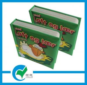 China Pantone Color Childrens Book Printing for Children Early Education on sale