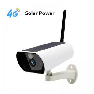 China Sumond 1080P 4G Camera With Solar Power Waterproof IP67 TF Card Two Way Audio Wireless IP Camera on sale