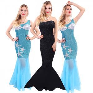 China Womens Mermaid Tail Costume Versatile For Masquerade / Studio Photography Dress on sale