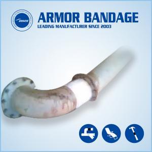 China Water Cured Oil Gas Plumbing Pipe Repair Reinforce Bandage/Leak Fix Wrap Tape on sale