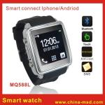 China GSM Smartphone Bluetooth Watch with Caller ID Display for Android and Iphone wholesale