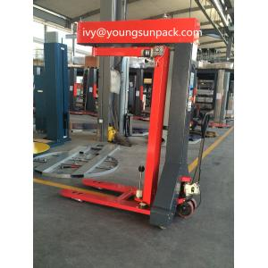 Quality Full automatic pallet wrapper machine,Forklift wrapping machine.film wrapper machine for sale