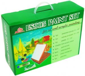 China Canvas Panel Included Art Painting Set Acrylic Painting Kits For Adults on sale