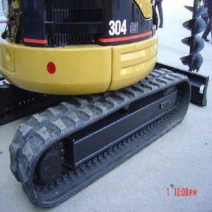 China Venda la pista de goma del excavador de alta calidad (400*72.5*72) para Caterpillar on sale