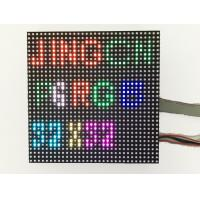 China SMD Indoor Full Color LED Module P6 1R1G1B 10000 Levels Gray Scale Per Color on sale