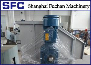 China Industrial Rotary Drum Filter Screening Equipment For Wastewater Dewatering on sale